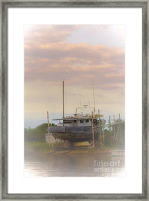 High And Dry Dreams Framed Print