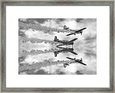 High Framed Print