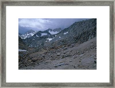 High Country Exploration Framed Print by Soli Deo Gloria Wilderness And Wildlife Photography