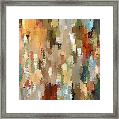 High Desert Living Framed Print