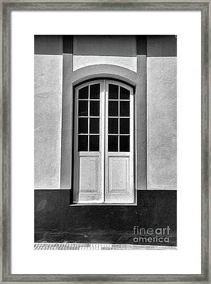 High Door Framed Print