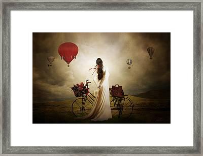 High Hopes Framed Print