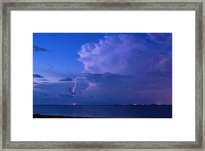 High Intensity Framed Print