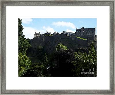 Framed Print featuring the photograph High by Janelle Dey