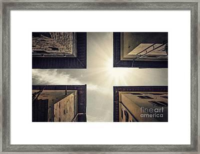 High Noon Framed Print