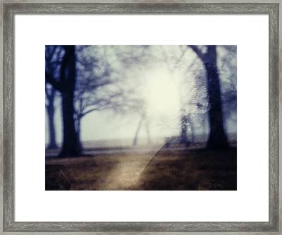 High Noon Framed Print by Paul Shefferly