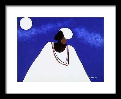 Orishas Framed Prints