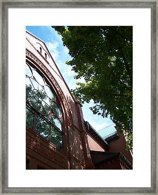 High Reflections Framed Print
