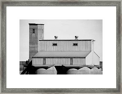 Framed Print featuring the photograph High Rise by Stephen Mitchell