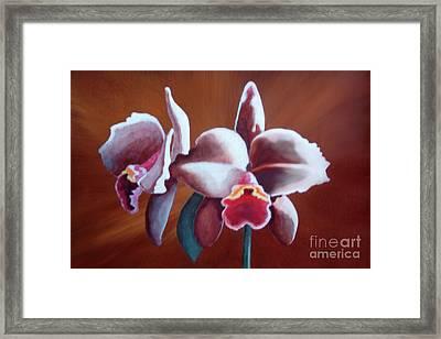 Highborn Framed Print by Corey Ford