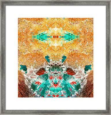 Higher Self Framed Print
