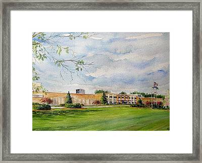 Highland Industries Cheraw Framed Print
