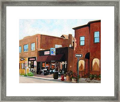Highland Park Nj Framed Print by Leonardo Ruggieri