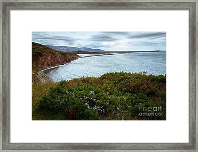 Highlands Of Cape Breton Framed Print