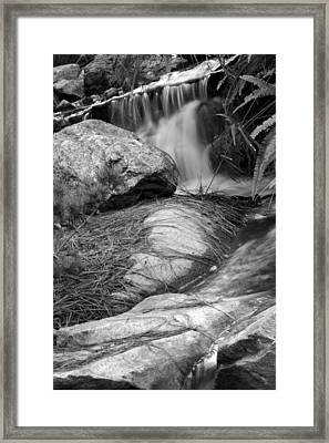 Highlight River Framed Print by Brad Scott