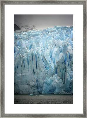 Highlighter Ice Framed Print