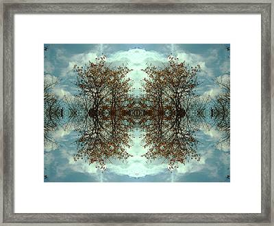 Framed Print featuring the photograph Highway 9 by Karni Dorell