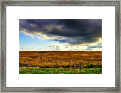 Highway D New Melle Mo 2 Framed Print by Bill Tiepelman