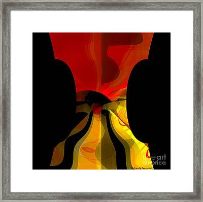 Highway To Perdition  Framed Print