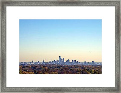Hill House 201 West Evergreen Avenue 108  Philadelphia Pa 19118 Framed Print by Duncan Pearson