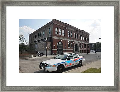 Hill Street Blues Framed Print