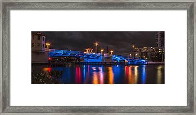 Hillsborough River Framed Print