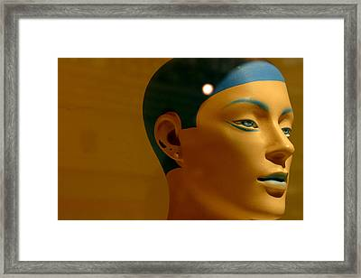 Hilly Framed Print by Jez C Self