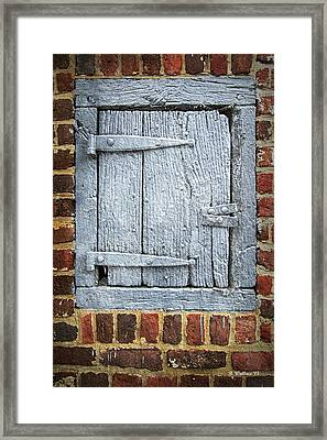 Hinged Framed Print by Brian Wallace