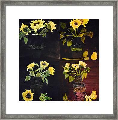 Hirasol Framed Print