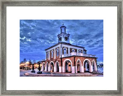 Historic 21 Framed Print