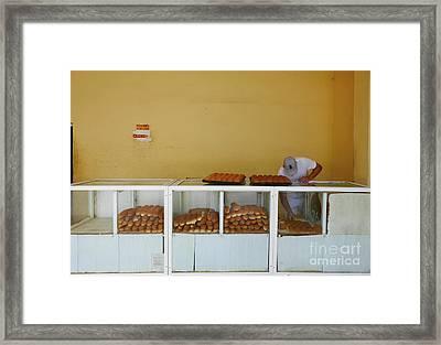 Historic Camaguey Cuba Prints The Bakery Framed Print