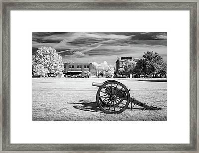 Historic Fort Smith Framed Print