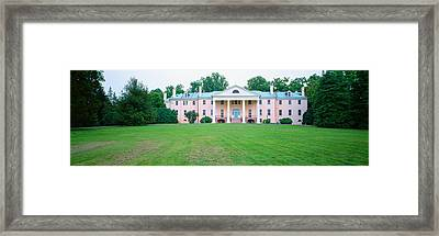 Historic Home Of James Madison Framed Print by Panoramic Images