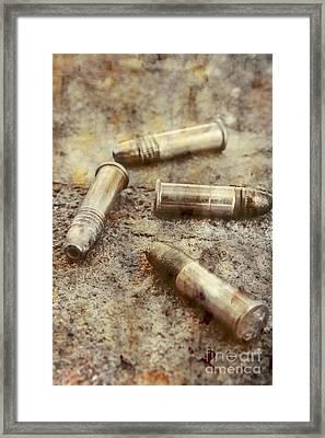 Historic Military Still Framed Print by Jorgo Photography - Wall Art Gallery