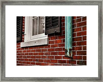 Historic Nantucket Framed Print by JAMART Photography