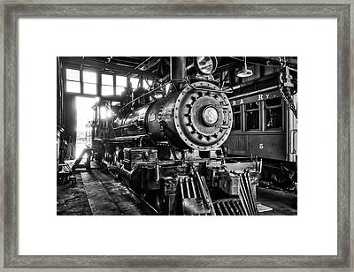 Historic Sierra No 3 Framed Print by Garry Gay