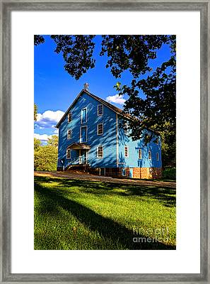 Historic Walnford Gristmill Framed Print