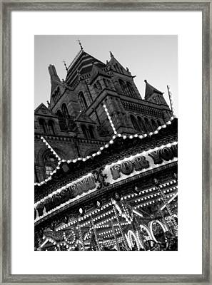 History Fayre Framed Print by Jez C Self