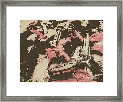 History In Western Rivalry Framed Print by Jorgo Photography - Wall Art Gallery