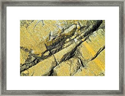 History Of Earth 2 Framed Print by Heiko Koehrer-Wagner