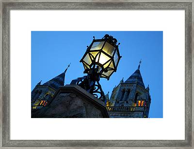 History Of Light Framed Print by Jez C Self