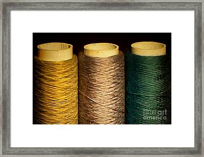 Hobby Sewing Thread 20170913 V2 Framed Print