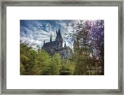Hogwarts Castle Framed Print