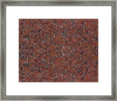 Hokie Pride Framed Print