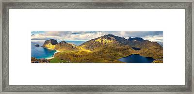 Holandsmelen North Framed Print