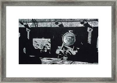 Holbeck Leeds Framed Print by Andy Davis