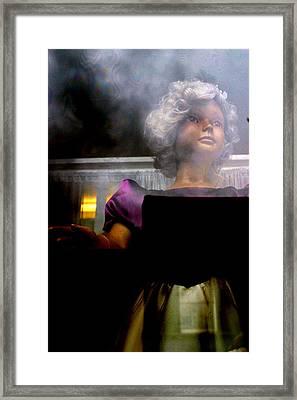 Hold On Framed Print by Jez C Self