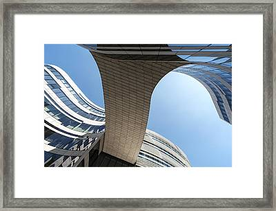 Hold On Tight Framed Print