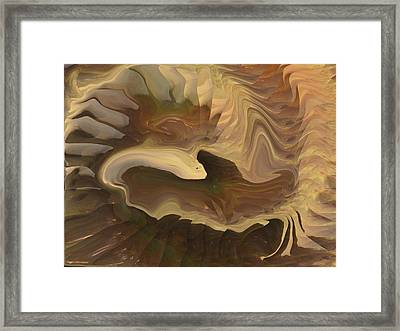Hold On -will You Framed Print by Sherri's Of Palm Springs