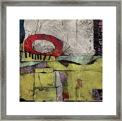 Holding Space Framed Print by Laura Lein-Svencner